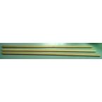 Скалка без ручек-прямая поверхность (кедр) диаметр 16мм длина от 650 до 700мм- 15шт
